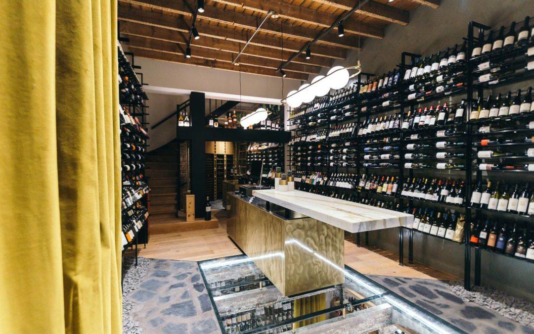 Wijnwinkel ad Bibendum